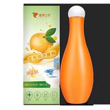 橙乐工坊 蓝泡泡保龄球洁厕瓶320g劵后9.9元包邮