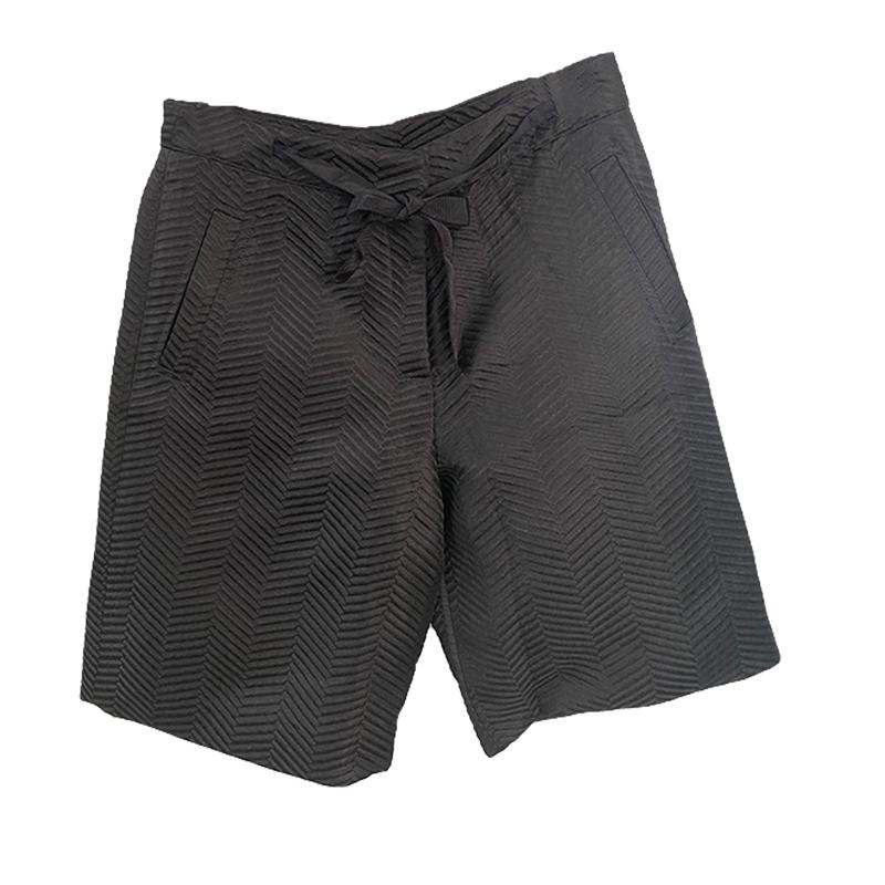 夏季2021新款休闲阔腿短裤子女显瘦大码女装港味高腰直筒五分裤潮