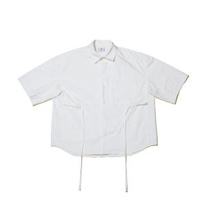unretro 2020ss日系设计感小众衬衣