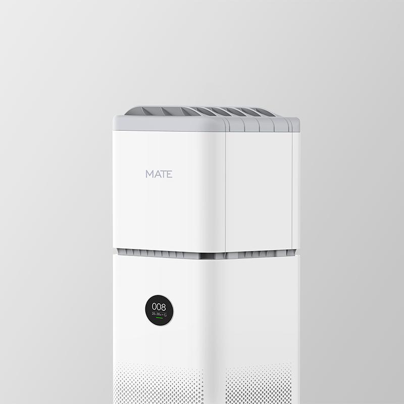。小米米家第二代无叶风扇米家空气净化器2/2S智能家用除甲醛PM2.