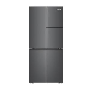 Casarte/卡萨帝506L十字对开门嵌入式无霜变频家用智能冰箱
