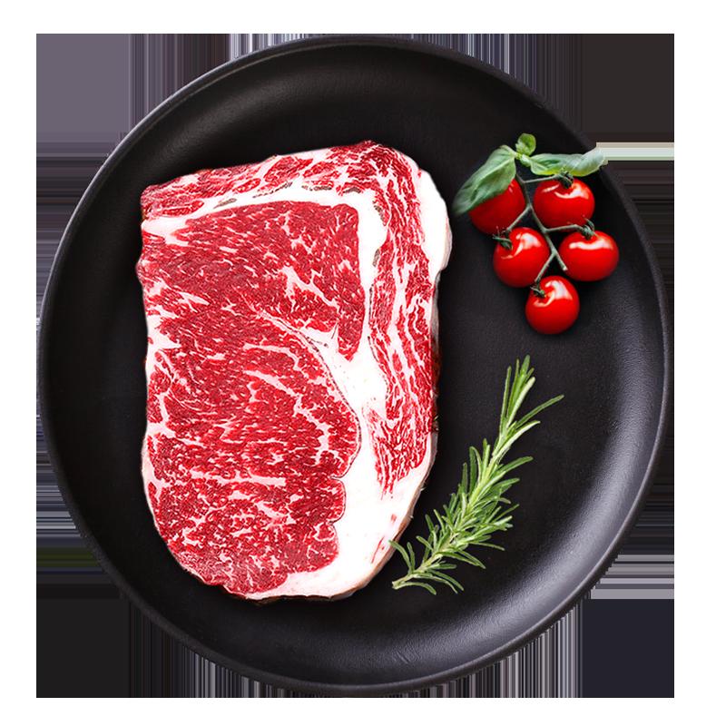 胜欧原肉整切新鲜家用眼肉5片