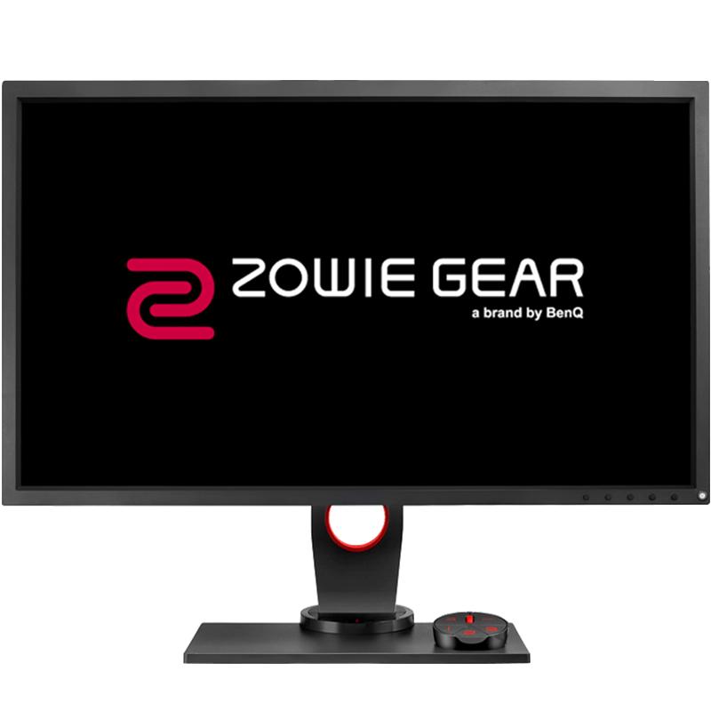 明基ZOWIE GEAR卓威 奇亚XL2430 24英寸144Hz电竞显示器1Ms游戏屏