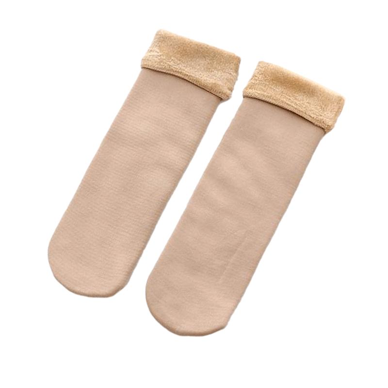 【3双】冬季雪地袜保暖神器加绒