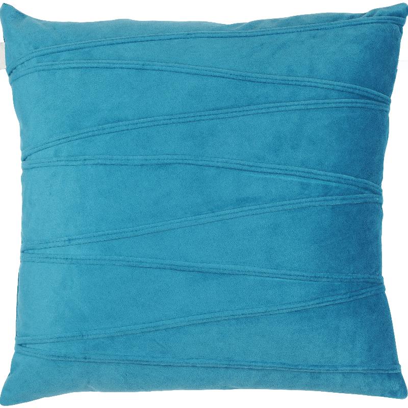 纯色抱枕靠垫沙发客厅卧室靠背垫抱枕枕套