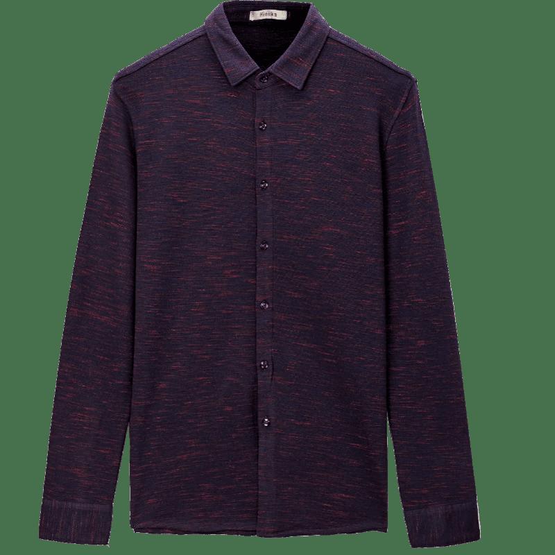 【海一家】商务绅士简约衬衫