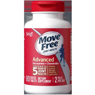 美国schiff movefree益节葡萄糖