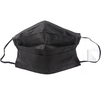 一次性防尘透气夏季防晒防黑色口罩