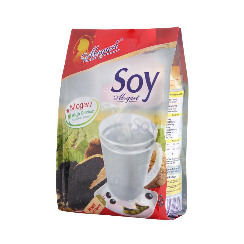 【mogart摩岛】泰国进口soy豆浆粉早餐商用速溶黄豆浆黑豆浆420克