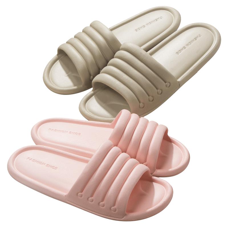 【买一送一】软底防滑居家室内凉拖鞋