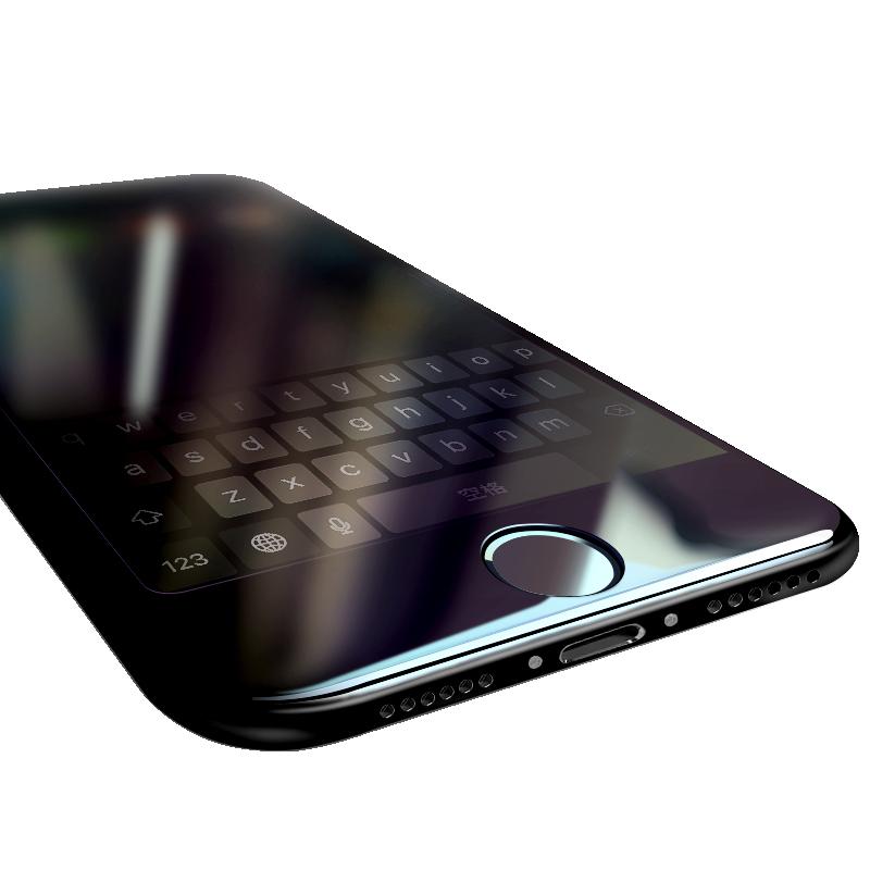 iPhone6钢化膜6s苹果全屏Plus手机sp防摔蓝光p玻璃ip贴膜mo水凝i6防指纹5.5mo4.7屏保玻璃防爆sP六刚化倍思