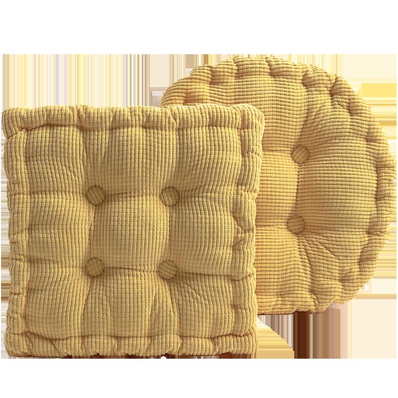 加厚坐垫学生办公室久坐椅子软垫子屁股垫地上榻榻米家用座垫椅垫
