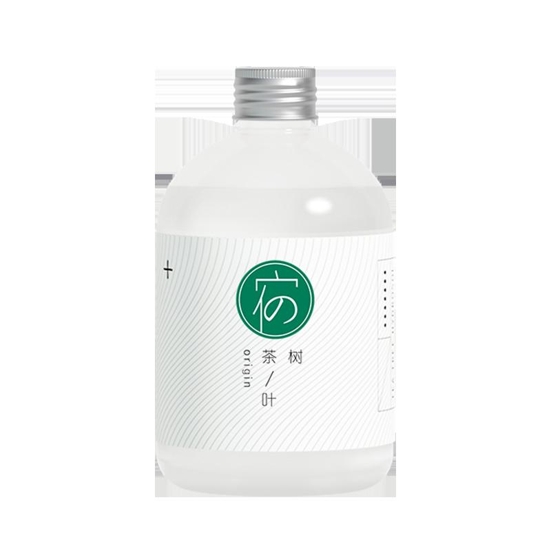 宿系之源茶树纯露补水祛修护痘痘肌改善肌肤油光毛孔清洁爽肤水