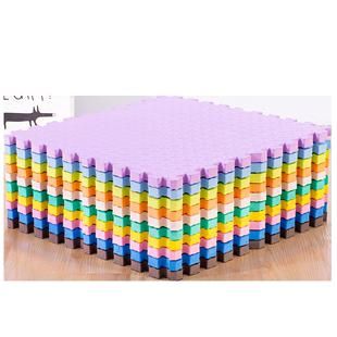 拼接泡沫50家用拼图爬行垫客厅地垫