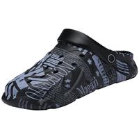 凉鞋男ins潮夏季运动防滑男士外穿包头凉拖沙滩越南开车两用拖鞋