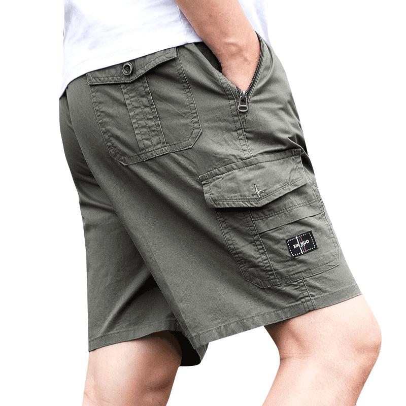 冰丝裤子男夏季薄款休闲裤束口空调速干裤