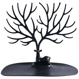 北歐ins風創意可愛鹿小擺件卧室客廳家居房間裝飾品桌面少女禮物