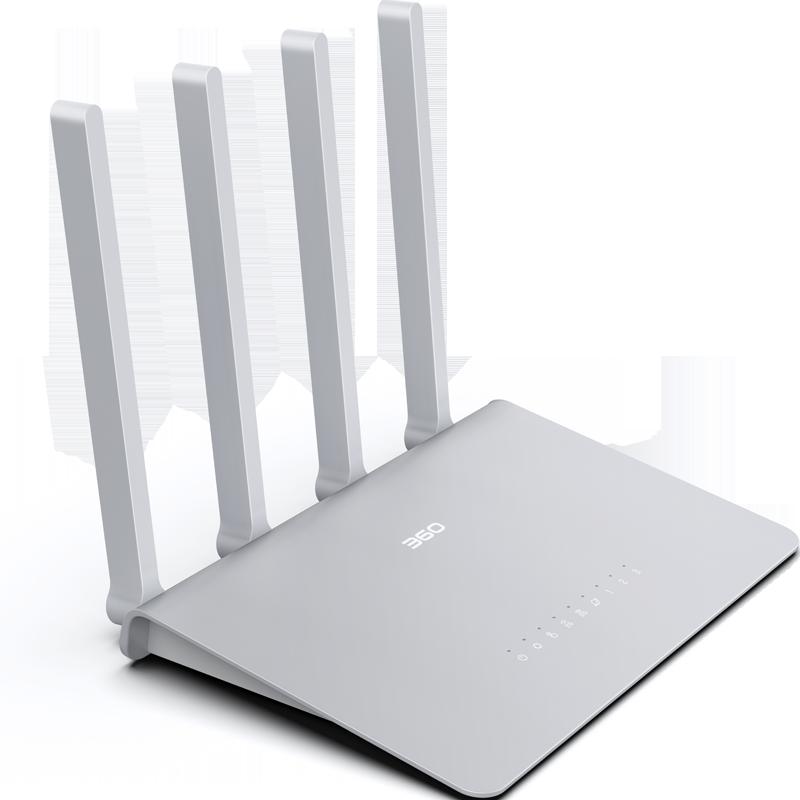 360路由器 无线家用穿墙王WIFI智能安全防蹭网高速光纤2.4G/5G双频漏油器企业版宿舍学生路由器千兆速率V2_领取15.00元天猫超市优惠券