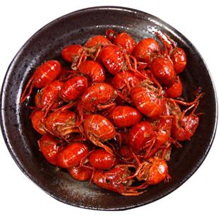 沐爸爸尾麻辣包邮熟食口味小龙虾