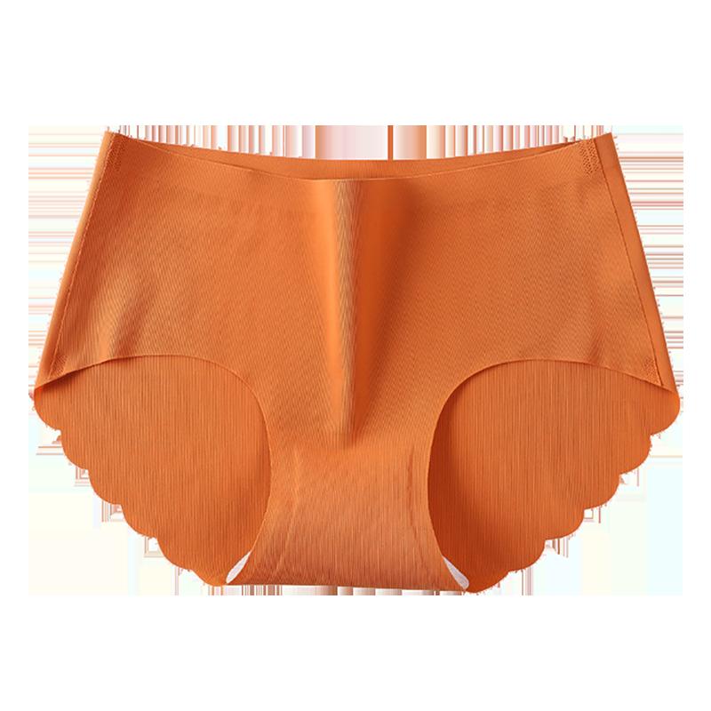 【3条装】冰丝无痕泰国乳胶内裤