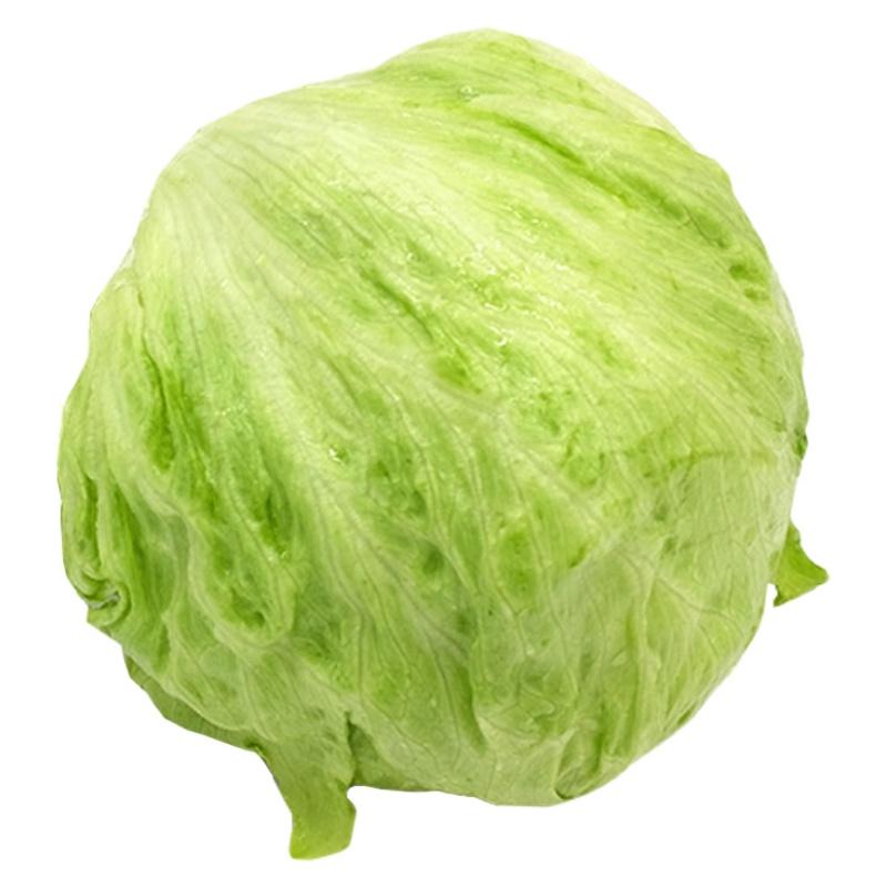 【绿行者】球生菜5斤汉堡用圆形生菜新鲜蔬菜轻食沙拉材料色拉菜