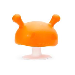 mombella妈贝乐小蘑菇安抚神器牙胶