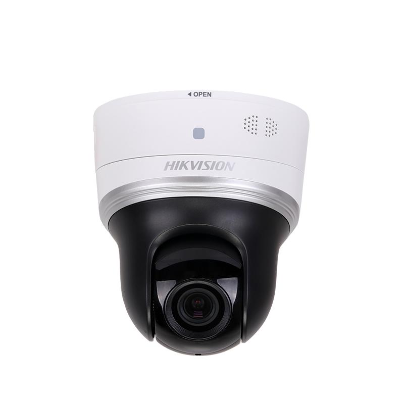 海康威视200万poe无线网络高清监控摄像头球机DS-2DC2204IW-DE3/W