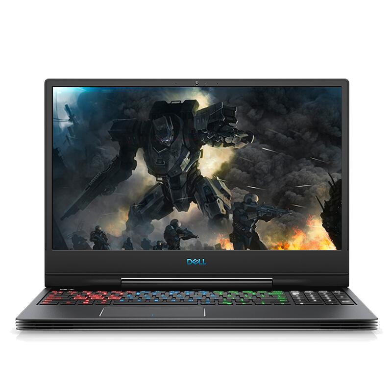 Dell/戴尔 G7 7590 RTX20显卡 6G独显游匣八代i7六核PCIe固态 15.6英寸学生吃鸡游戏本便携笔记本电脑RGB键盘