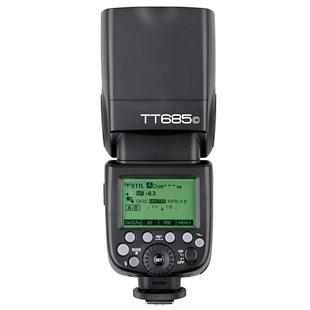 神牛TT685閃光燈佳能索尼尼康單反相機熱靴燈高速同步TTL機頂燈