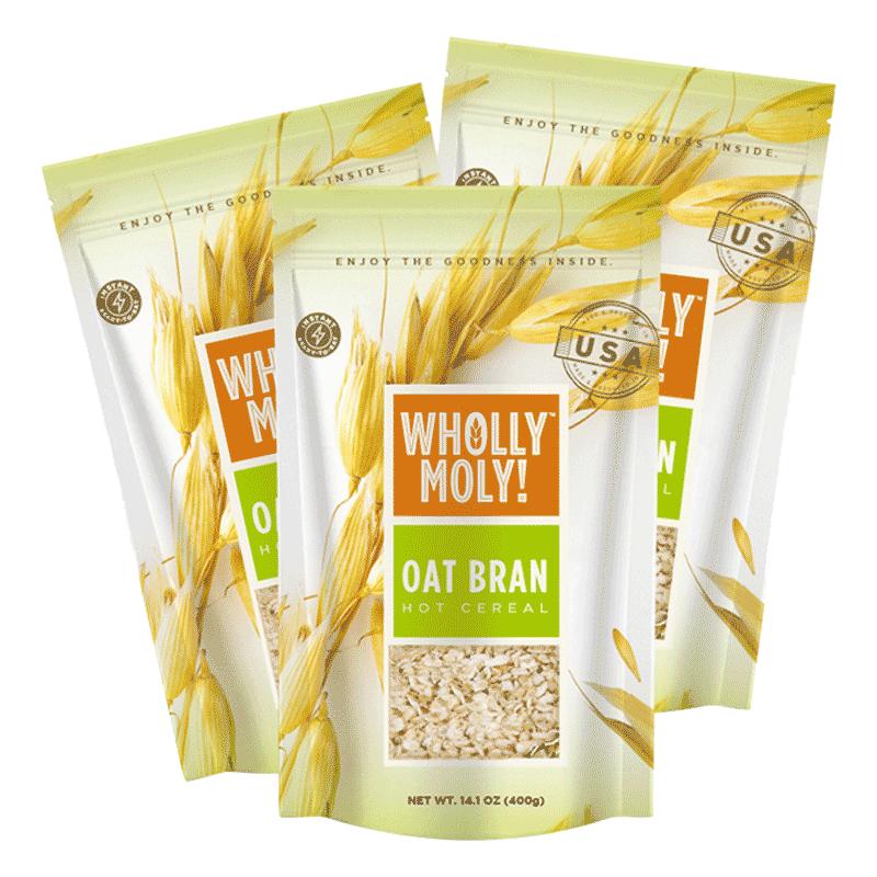 【张新成同款】好哩燕麦麸皮3袋装