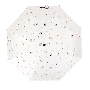 太阳伞防晒防紫外线女折叠遮阳雨伞