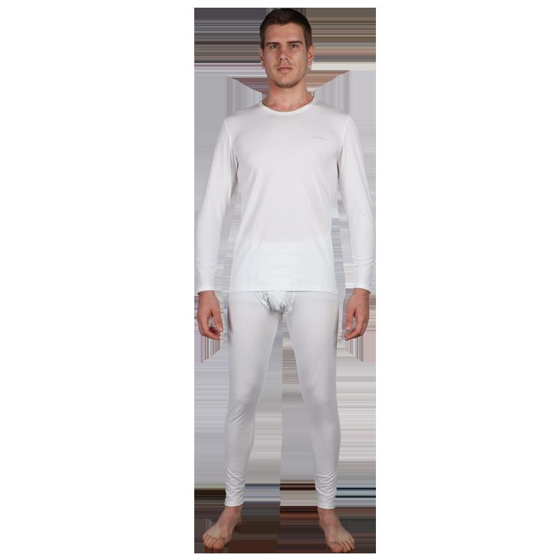 ck无痕保暖内衣男套装打底衫薄款自发热紧身秋冬季裤黑科技棉毛衫