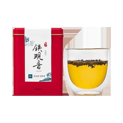 平仄中罐安溪铁观音2019浓香型新茶