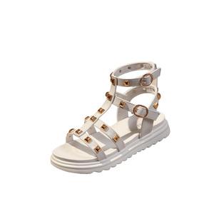 2021夏季新款女童韩版儿童软底凉鞋