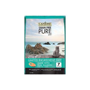 卡比美国进口无谷鲜三文鱼全期猫粮10磅