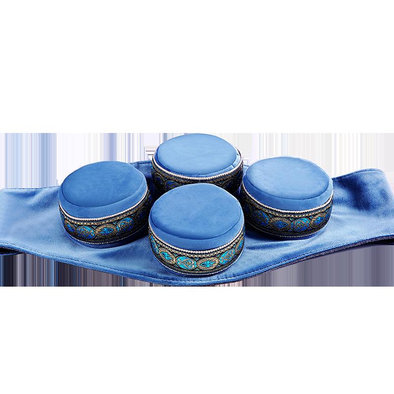 诺泰艾灸盒随身灸家用熏蒸艾灸去湿气仪器艾灸罐艾盒柱条艾灸调理