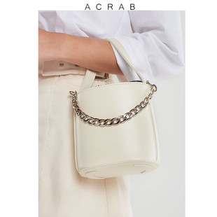 Acrab 小眾品牌 chained-bucket-bag-2-colors