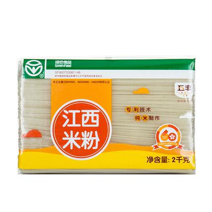 五丰江西粉丝2kg螺蛳粉过桥纯米粉