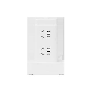 欧普 立式塔型usb插座 12位五孔+3个usb 86.3元包邮