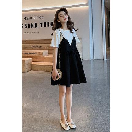 法式小众新款2020夏韩版超仙连衣裙
