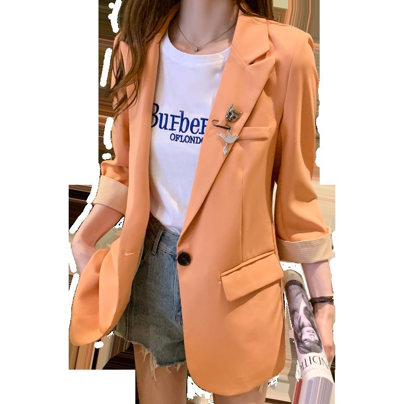 小西服女装怎么搭配:女士小西服外套