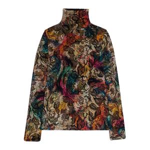 超细羊毛衫100纯羊毛秋冬打底衫
