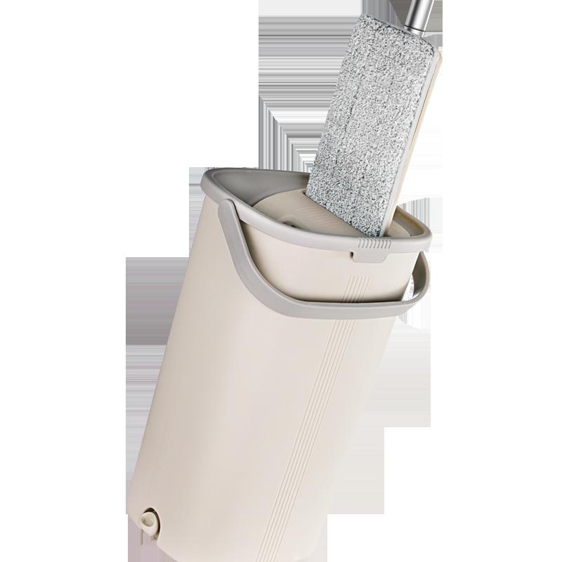 免手洗网红平板拖把家用木地板瓷砖地一拖懒人神器干湿两用拖布净