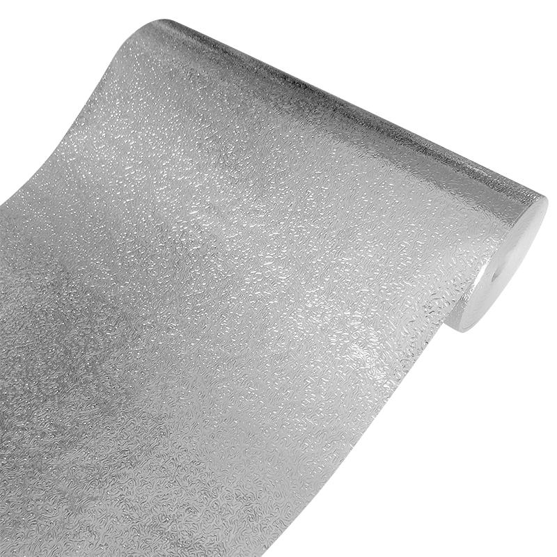 厨房防油贴纸锡箔纸灶台面用防水耐高温自粘墙贴卫生间瓷砖贴锡纸