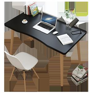 北欧家用学生台式现代卧室电脑桌