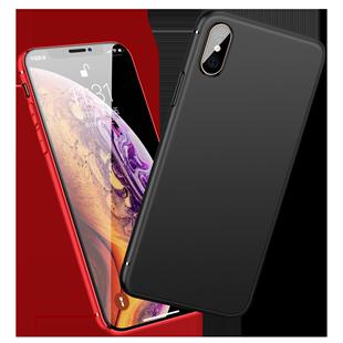 賽士凱蘋果X手機殼iPhoneXr磨砂xsmax保護套iPhone11超薄11pro簡約11promax男女新款外殼
