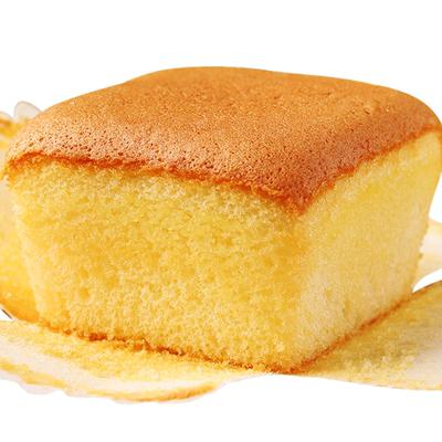 巴比熊芝士轻蛋糕蒸蛋糕早餐整箱面包夹心零食充饥夜宵 整箱礼盒