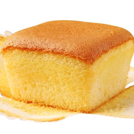 巴比熊芝士轻蒸蛋糕早餐整箱面包