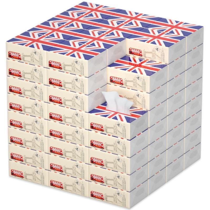 32包抽纸木卫生纸实惠装