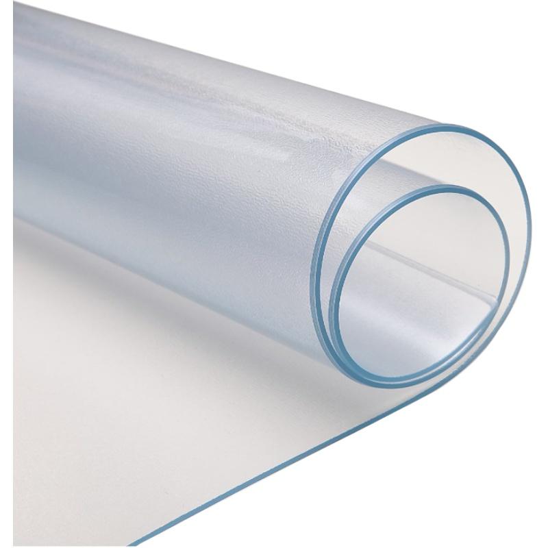 透明pvc软玻璃防水塑料餐桌布质量怎么样